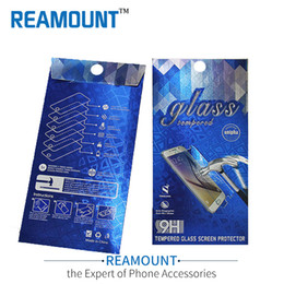New design Tempered Glass protector packaging paper box Retail display box for temper glass protector package for iphone 7 7plus