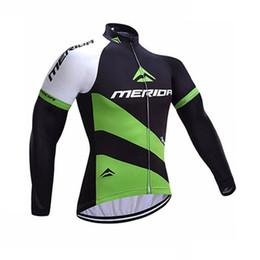 Nuevo merida Ciclismo Hombre Ropa De Ciclismo Hombres Ciclismo Jersey Ropa De Ciclismo C0127 cycling shirt merida promotion desde ciclismo camisa de mérida proveedores