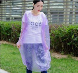 disposable rainwear, Fashion clear lightweight ponchos for rain, where to buy rain ponchos Rainwear Travel Rain Coat Rain Wear