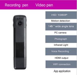 Mini DVR C11 H.264 Full HD 1080p Infrarouge Pen Caméra Wifi Pen Enregistrement Pen Enregistreur vocal à partir de réunions vidéo fournisseurs