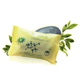 Wholesale Bamboo Active Energy Soap Charcoal Concentrated Soap For Acne Face and Body Beauty Healthy Care Soap