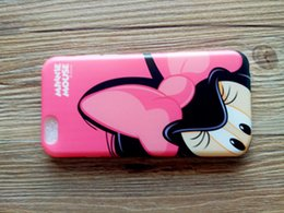 Wholesale IMD animated cartoon Mickey Mouse s cases Creative animation Donald plus following