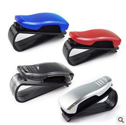 Wholesale Factory supplies supplies automotive interior Automobile multi function glasses car business card paper clip to cars