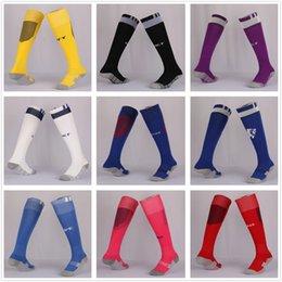 Wholesale 2016 Men Black JUVentus Soccer Socks Ac Milan Sport Socks Madrid White Blue Chelsea Manchester Arsenal Dortmund Thailand Quality Sock