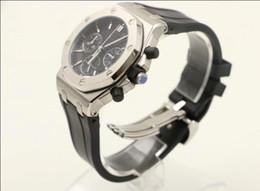2017 choix de sports Bonne choix Quartz Chronographe 35mm femme femmes sport montre dames dame chrono montres montre-bracelet cadran noir .. bon marché choix de sports