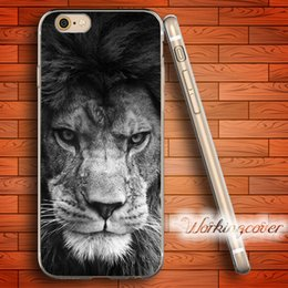 Fundas Lion King Soft Clear TPU Case for iPhone 6 6S 7 Plus 5S SE 5 5C 4S 4 Case Silicone Cover.