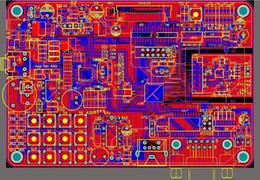 MSP430F103 development board PCB MP3 VS1003 SD Card MSP430 MCU schematic and pcb DIY Kit Free Shipping