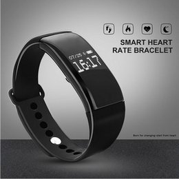 High Quality Smart Bracelet Sport Watches Wristband Fitness Band IP67 Waterproof Swimming Heart Rate Iphone Android mi Band Long Standby 606