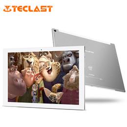2017 ips tableta al por mayor Venta al por mayor Teclast X10 Intel Cherry Trail Z8300 Quad Core 2G RAM + 32G ROM 10,1 pulgadas IPS 1280 * 800 Android Tablet PC ips tableta al por mayor limpiar