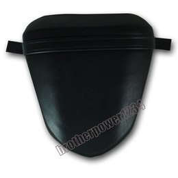 Motorcycle Rear Passenger Seat For Yamaha YZFR6 YZF600 R6 2008-09 Black PU