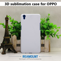 150pcs 3D sublimation case phone cover for OPPO A39 A57 OPPO NEO5 A31T blank printing hood housings