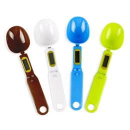 500g 0.1g LCD Digital Spoon Kitchen Food Measuring Gram Lab Scale Balance Tool