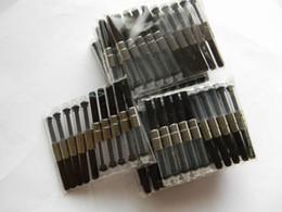Cartuchos de tinta de la fuente al por mayor en Línea-Venta al por mayor 100pcs FOUNTAIN PEN INK CONVERTER PUMP CARTUCHOS recarga de la pluma