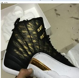 Wholesale New October s Very OVO Drake White Black Wings Basketball Shoes Men Retro Sneakers Men s s Shoes size