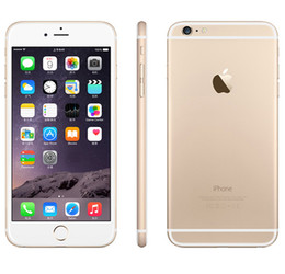 Refurbished Unlocked Original Apple iPhone 6 16GB 64GB 128GB 4.7 Screen IOS 8 3G WCDMA 4G LTE 8MP Camera Mobile Phone