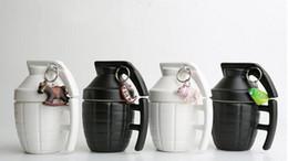Grenade mug 3d cup coffee mug wine glass ceramics funny