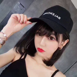 Wholesale 2017 Vetements BNIB Ladies Mens Unisexe Red Baseball off white strapback noir vit le chapeau