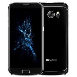 2017 écran tactile google 5,5 pouces SHARP HD Bluboo Edge curvées écran Touch ID 4G LTE 2 Go 16 Go 64 bits Quad Core MTK6737 Android 6.0 Scanner d'empreintes digitales GPS Smartphone écran tactile google ventes