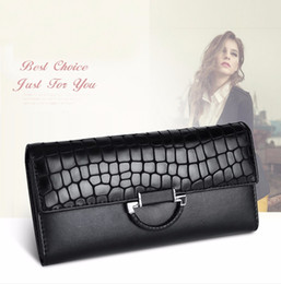 SENDEFN Vintage quality Leather Long Fashion Women Wallets Designer Brand Clutch Purse Lady Party Wallet Female Card Holder