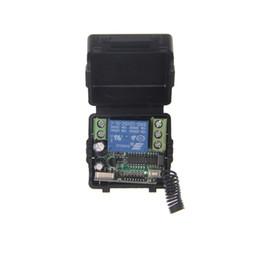 Control remoto 315 en Línea-Mini tamaño 12V 1CH 1CH 10A Receptor sin hilos del interruptor teledirigido, 315 / 433.92 MHZ
