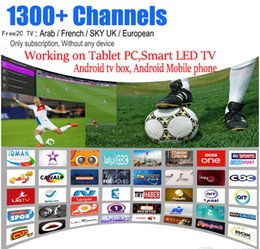 Wholesale Sky TR UK DE ARABIC IRAN French Africa IPTV Channels IPTV Apk Europe TV Arabic Iptv Support Android Mag M3u Free2C APK