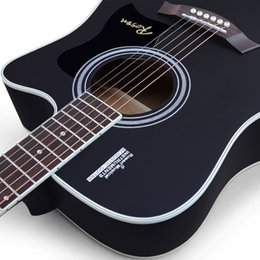 Wholesale guitar technological balladry guitar wood guitar novices entry jita musical instrument