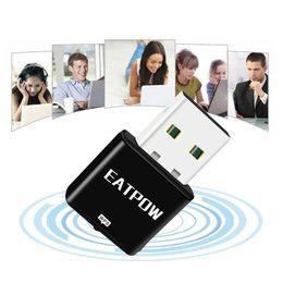 Wholesale- 150M 300M Mini USB Portable Wireless WiFi 802.11 b g n LAN Internet Network Adapter Portable