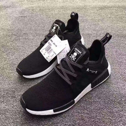 JAPAN X NMD XR1 MMJ Shoes Black Cheap Famous Color BOOST NMD XR1 x Mastermind Japan Womens Mens Sports Running Shoes Size 36-44
