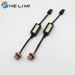 Las luces de carga en venta-7441 7443 7444 T20 Bombillas LED para luces de giro Advertencia Cancelador de errores Resistencia de carga Desbloqueador Hyper Flash