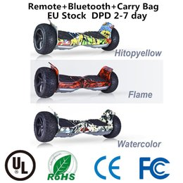 Hummer Scooter Hoverboard Bluetooth Remote Bag Self Balancing Wheel Smart Electric Balance Scooter NO TAX EU Stock DPD 2-7 Days Dropshipping