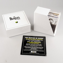 Wholesale The Beatles in Mono CD Full Box Set Limited Edition Factory Sealed