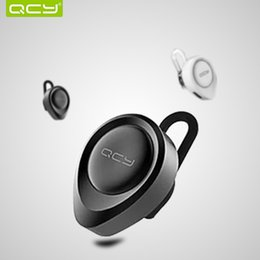 Wholesale QCY J11 Bluetooth Earphone Mini Handsfree Bluetooth V4 Music Player For Iphone Headphone