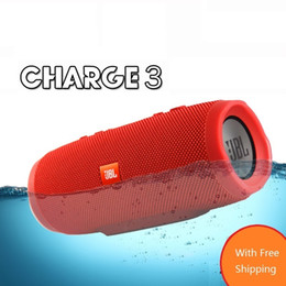 CrazyCube Charge 3 Fashion Designed Mini Portable Bluetooth Waterproof Speaker with power bank pk JBL flip pulse 2 CHR2 SL-1000S