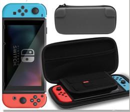 Promotion hébergement vidéo Tcover pour Nintendo Switch NS NX 4 couleurs de jeu vidéo Hosting sac contrôleur Mallette de transport NS Vedeo Console de jeu Housse de protection sac