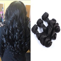 Brazilian Hair Weave Bundles 50g pc Best 8A Unprocessed Brazillian Loose Wave Human Hair Extensions virgin hair Double Weft No Shedding