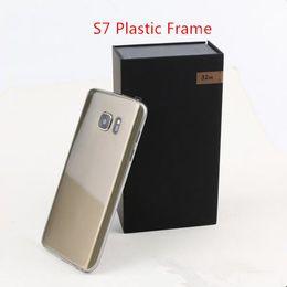 Gb pouces à vendre-Goophone S7 1: 1 Clone 512 RAM 4Go ROM Réseau 3G 5.1 pouces Construit dans le GPS A-GPS S7 VS S6 I6S I7