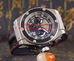 Compra Online Relojes de cuarzo rojo verde-5 relojes de lujo de la marca de fábrica de los hombres de los relojes relojes del cronógrafo del cuarzo del reloj de los hombres F1 relojes del azul de la correa del leahter de los relojes del cronógrafo del cuarzo los hombres 44w