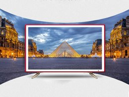 Wholesale 50Inch K Original brand New HD LED Smart TV For Family And Hotel