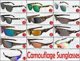 2017 Popular Designer Sunglasses for Men and Women Outdoor Sport Sun Glass Driving Eyeglasses Cycling Sunglasses Camouflage Sunshades A+++