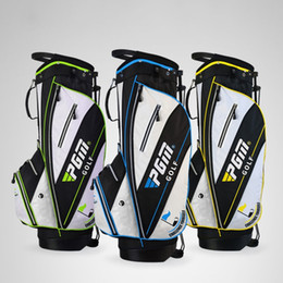 Wholesale Popular Sale Men Women Golf Rack Bag Wear Resistant Golf Stand Bag Clubs Container Nylon Golf Bag CM MD0248