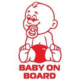 2017 NEW HOT DECALS STICKERS FOR CAR BABY ON BOARD DECAL STICKER VINYL