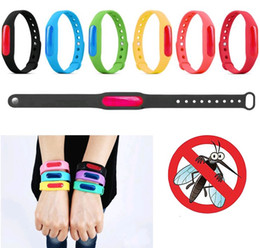 Hot Selling Summer Useful Mosquito Repellent Wrist Band Bracelet Ajustable Mosquito Repellent Plant Oil Band Mosquito Killer Non-toxica