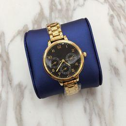 2017 Hot Sale Watch Women Luxury Brand Fashion Retro Waterproof genuine Leather Quartz Watch Women WristWatches Relogio Feminino small dial