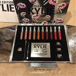 Wholesale Kylie Cosmetics Holiday Collection Big Box PREORDER INTERNATIONAL Holiday Collection big box for Christmas Gift