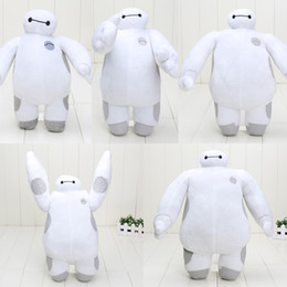 18-38cm Big Hero 6 Baymax Stuffed Animal Plush Toys With Tag Dolls For Children Free Shipping