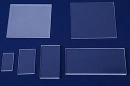 quartz glass plate 150X150X3MM