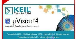 Wholesale UVision4 C51 Keil microcontroller design and development of software video tutorial in the English version of the permanent