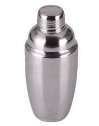 Wholesale 350ml Stainless Steel Cocktail Shaker Party Drink Mixer Beautiful Bar Tools Hot Sale Low Price LLFA