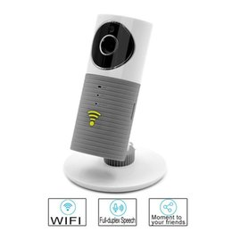 2017 ip ios came Clever Dog Wireless Wifi Baby Monitor Caméra IP 720P Intelligent Alertes IR Nightvision Intercom Caméra Wifi Cam pour iOS Android DOG-1W peu coûteux ip ios came