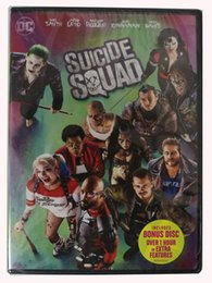Wholesale Suicide Squad Carton Movie d US Version UK Version In Stock Best Selling